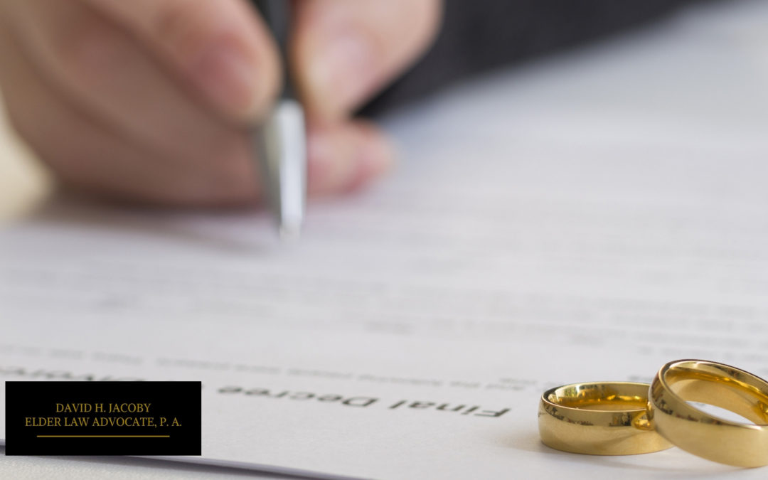 """4 Financial Considerations of a """"Gray Divorce"""""""