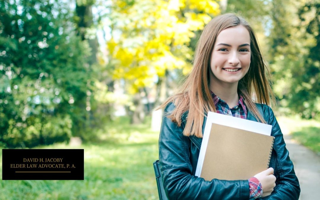Do You Need Estate Planning for Your College-Bound Child?